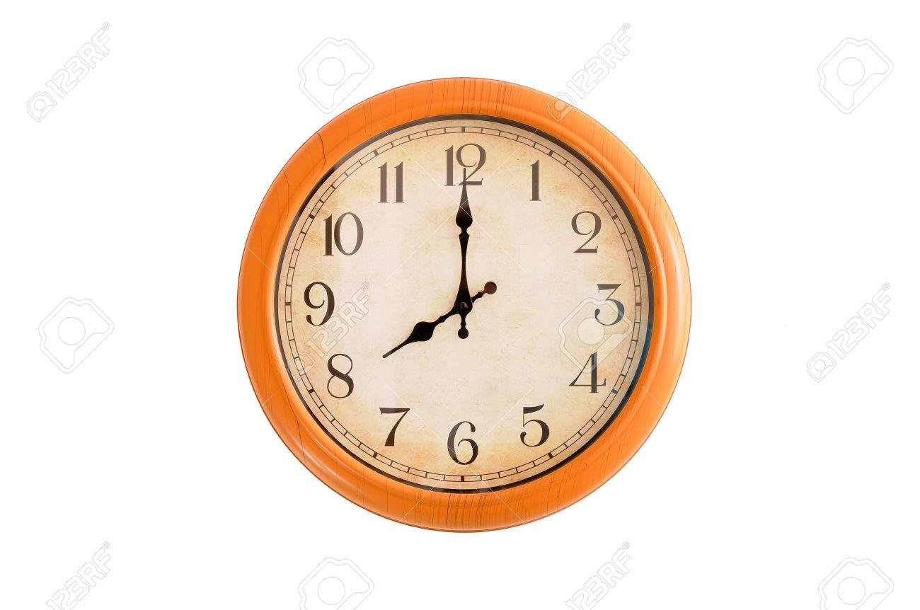 Clock Showing 10 O'clock Clock Showing 8 o Clock pm on