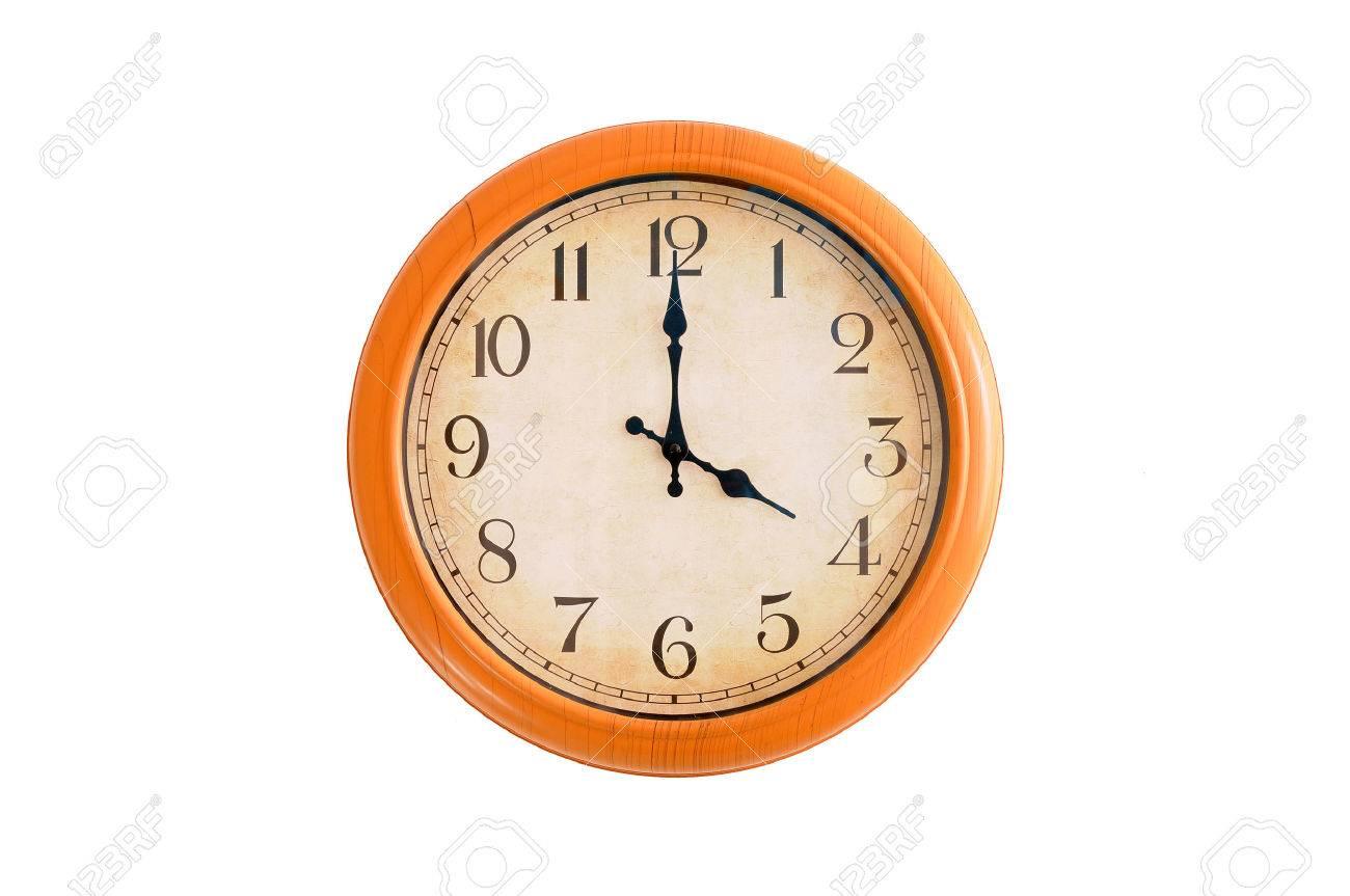 Clock Showing 10 O'clock Clock Showing 4 o Clock on a