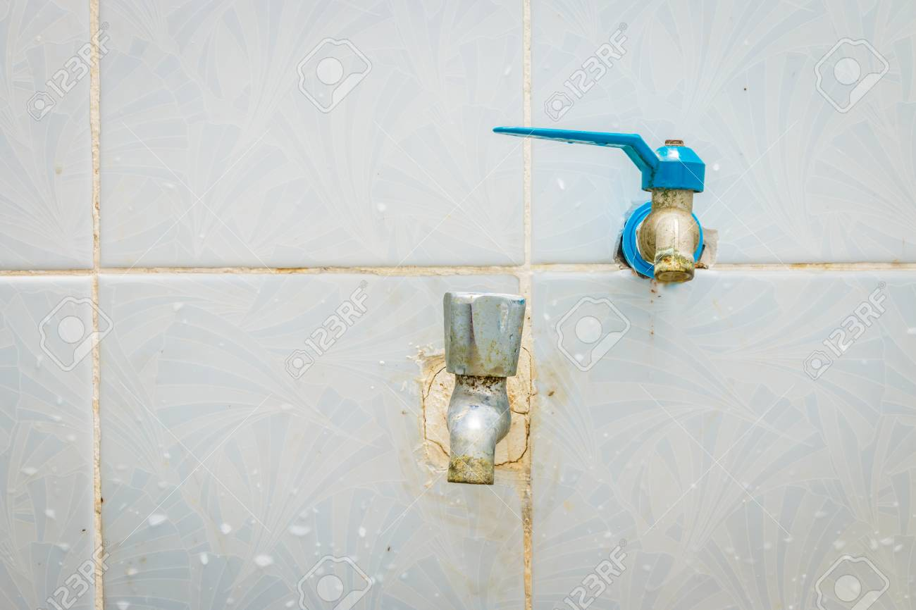 Water Tab In The Bathroom Stock Photo, Picture And Royalty Free ...