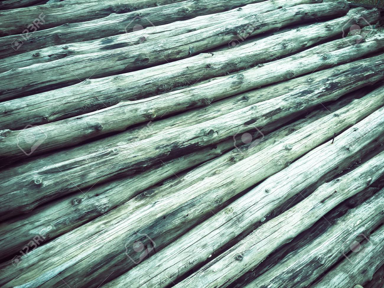 Piastrelle senza soluzione di continuità in legno parete di fondo