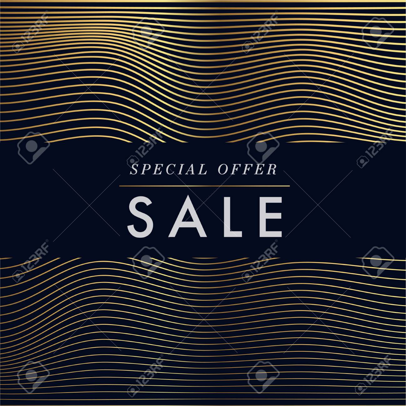 Special offer sale with gold geometric shape design layout for special offer sale with gold geometric shape design layout for banners wallpaper flyers stopboris Choice Image