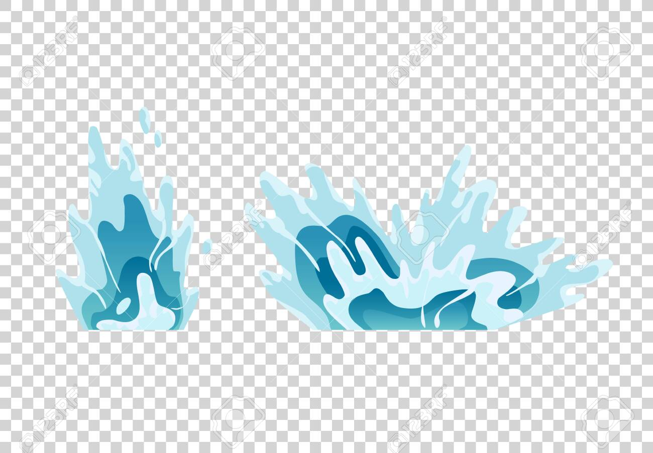 Water Splash Animation Shock Waves On Transparent Background Royalty Free Cliparts Vectors And Stock Illustration Image 146118086 Crowns clipart clear background from berserk on. water splash animation shock waves on transparent background