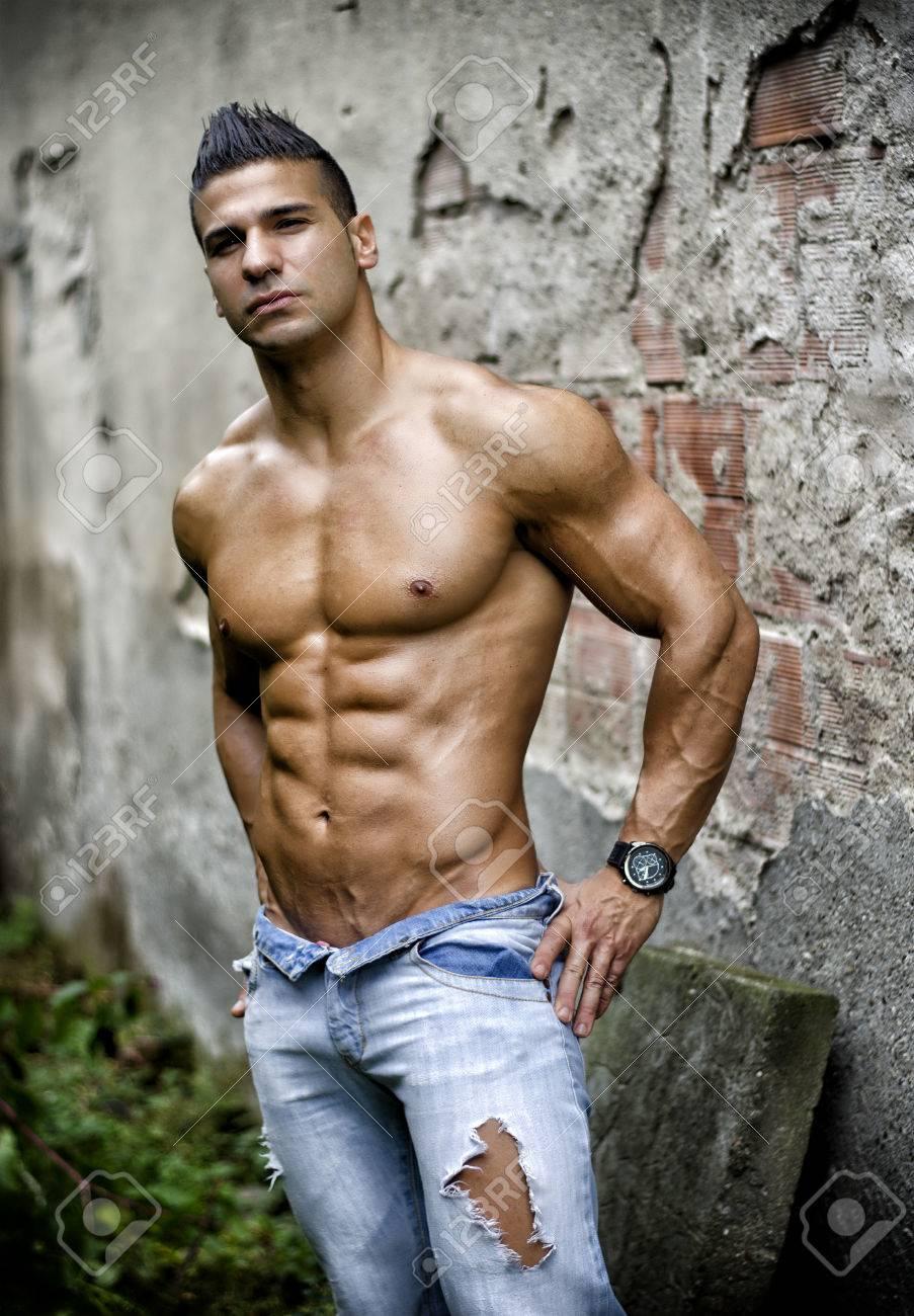 Фото молодых мускулистых парней 23 фотография