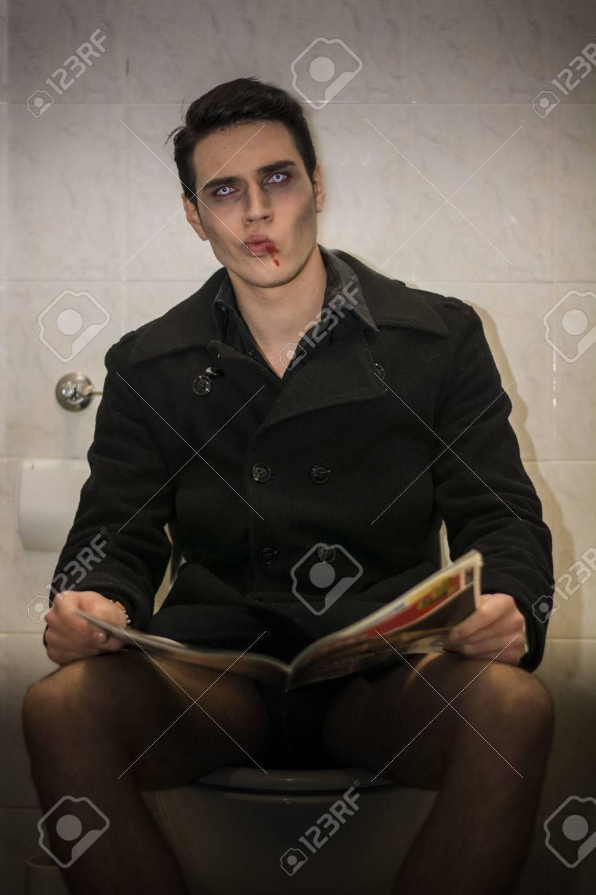 Male vampire foto 87