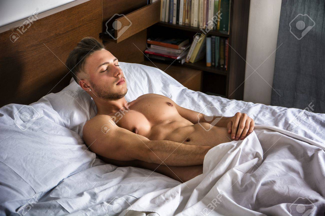 Sexy junge Nacktfotos