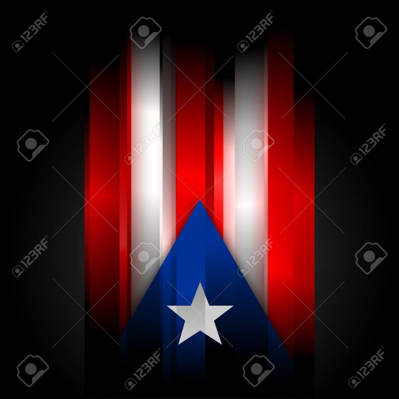 puerto rico flag stock photos u0026 pictures royalty free puerto rico