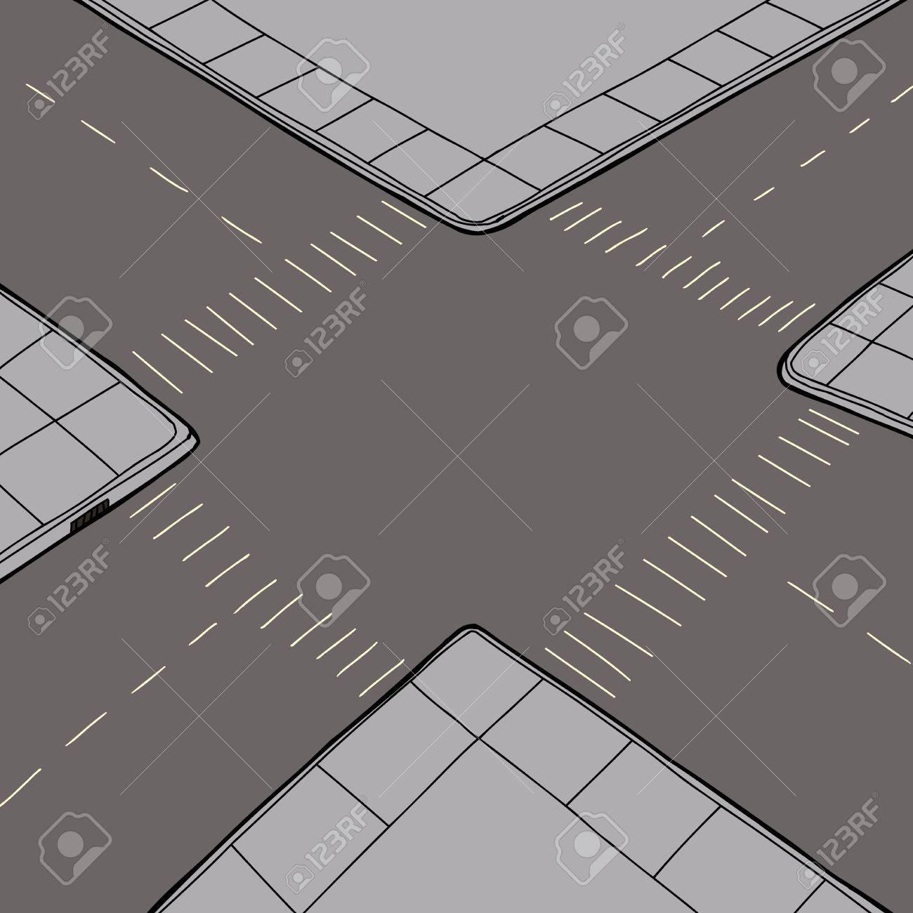 Charmant Kreuzungszeichnung Bilder - Elektrische Schaltplan-Ideen ...