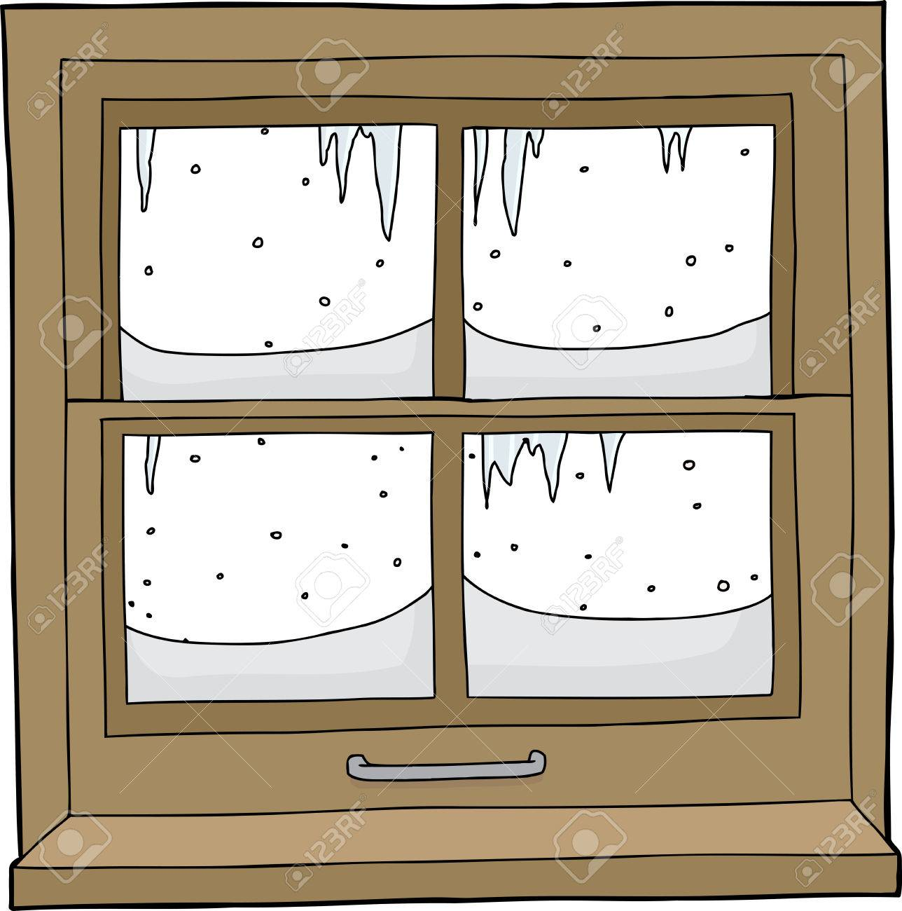 Single Icicle Clipart