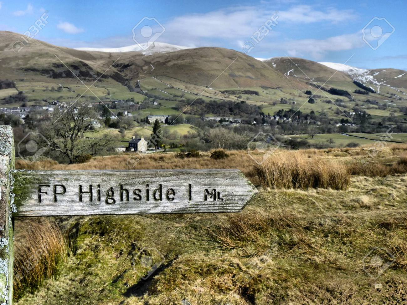 dales sign Stock Photo - 20607488