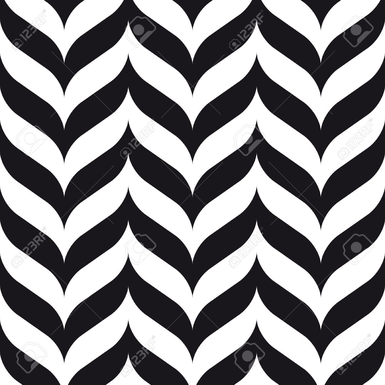 Background batik pattern stock photography image 803022 - Chevron Chevrons Seamless Black And White Chevron Clipart