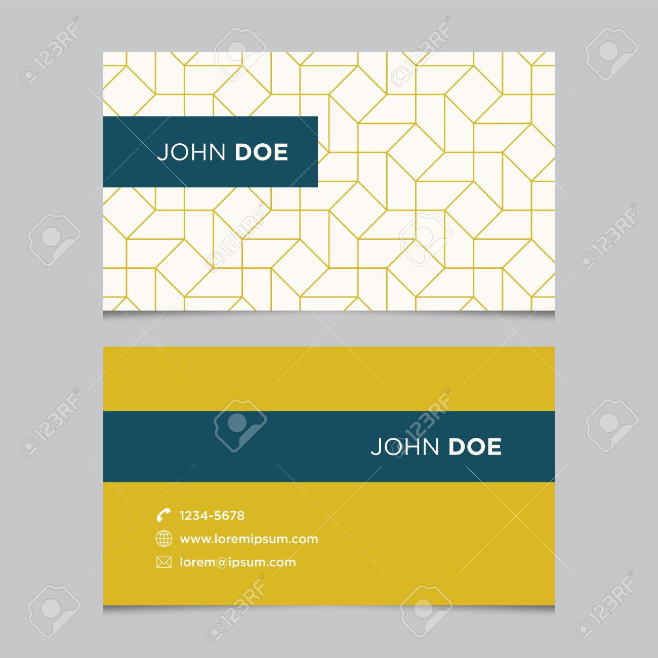 Business card template background pattern vector design editable business card template background pattern vector design editable stock vector 24506402 wajeb Gallery