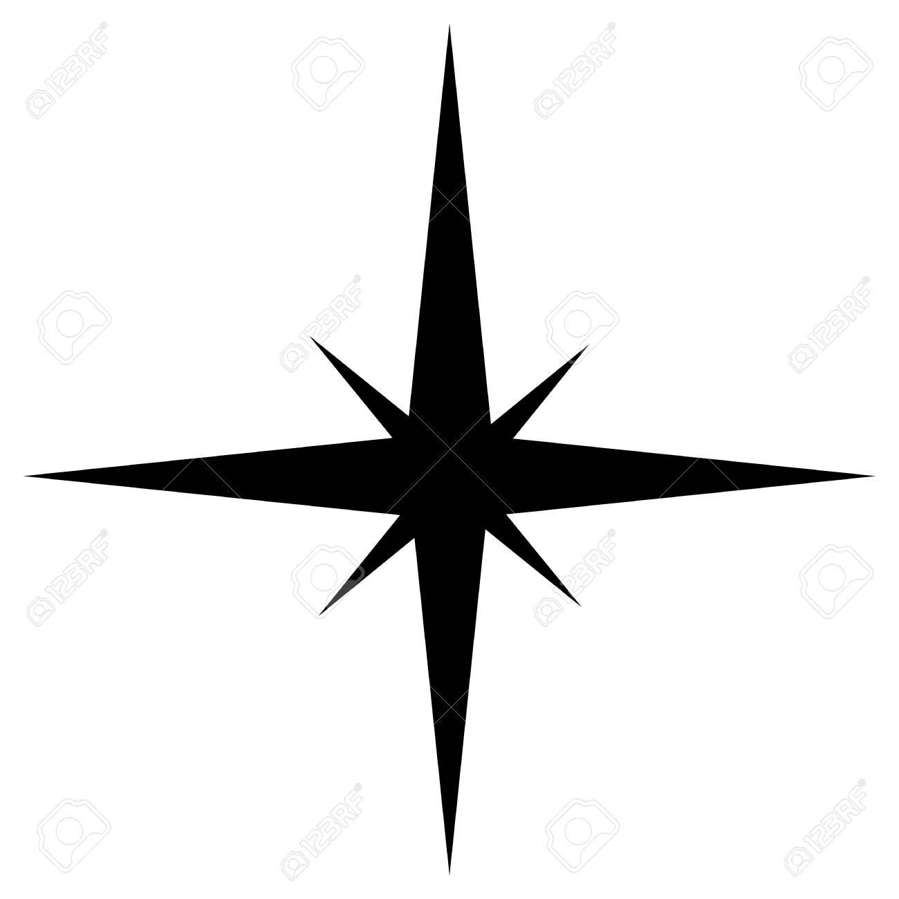cf7962121465 sparkle icon on white background. flat style. sparkle symbol. black sparkle  symbol.