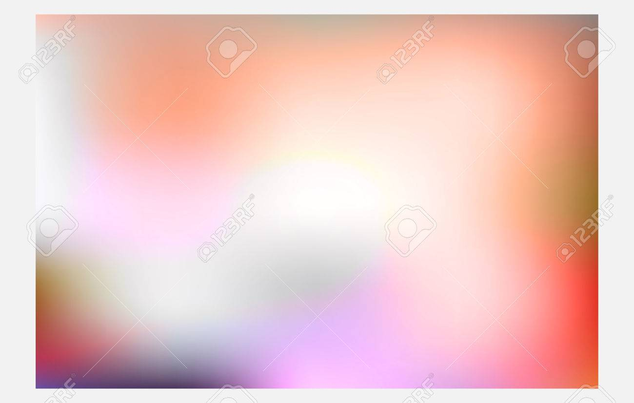 Backgroundcolorful Flou Fond Bougée Wallpapervector Illustration