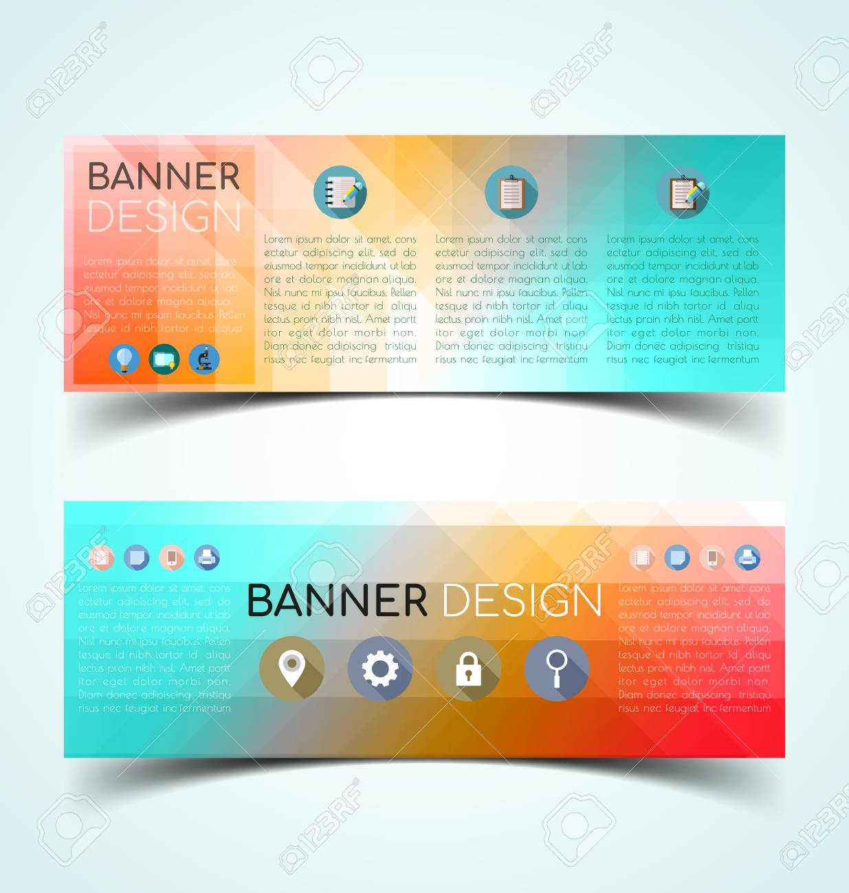 business cover report template royalty free cliparts vectors and