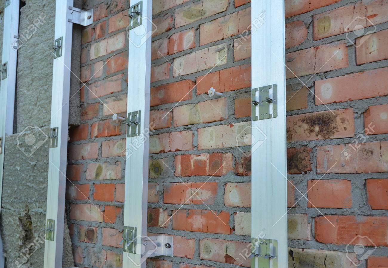 Aussenhaus Dammungs Wand Im Freien Home Isolierung Und Reduzierten