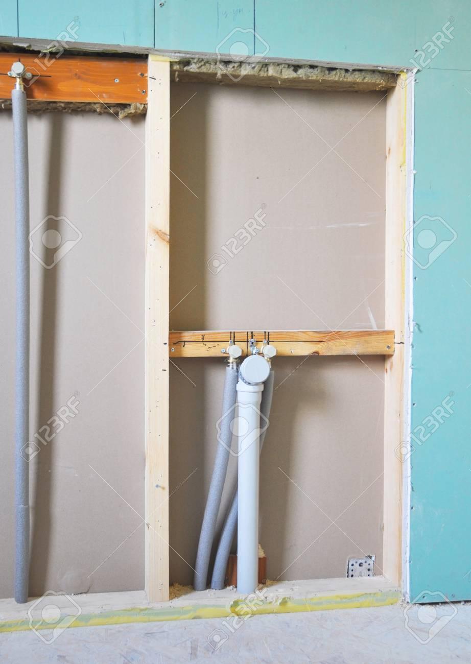 Reparatur Und Installation Von Sanitär-, Wasserhähnen, Rohren ...