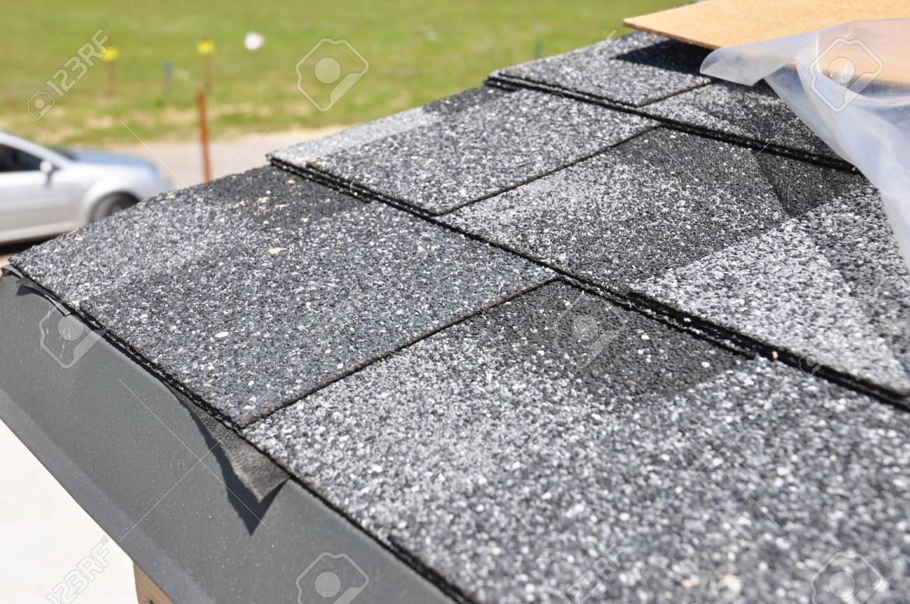 Asphalt Shingles Roof Installation  Install Asphalt Roofing