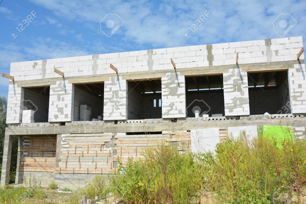 The foundation for the house of aerated concrete: advantages and disadvantages 74