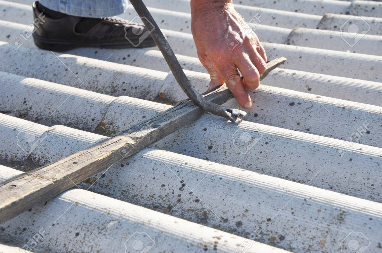 Asbestos Removal  Roofer Safe Handling and Removal of Asbestos