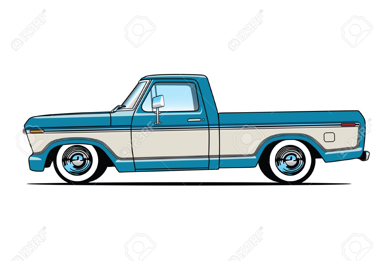 Old Pick Up Truck Images - Best Truck 2018
