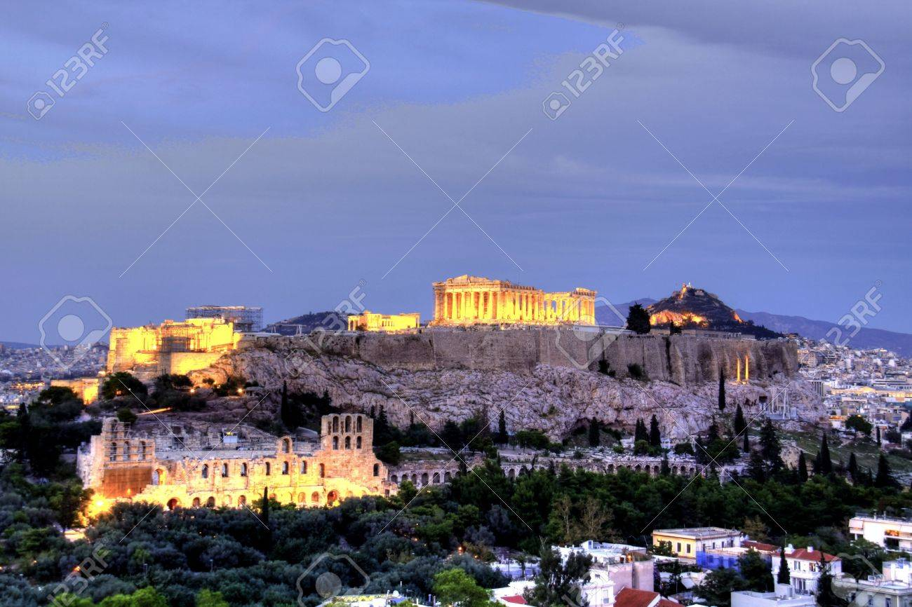 Acropolis Stock Photo - 5586764
