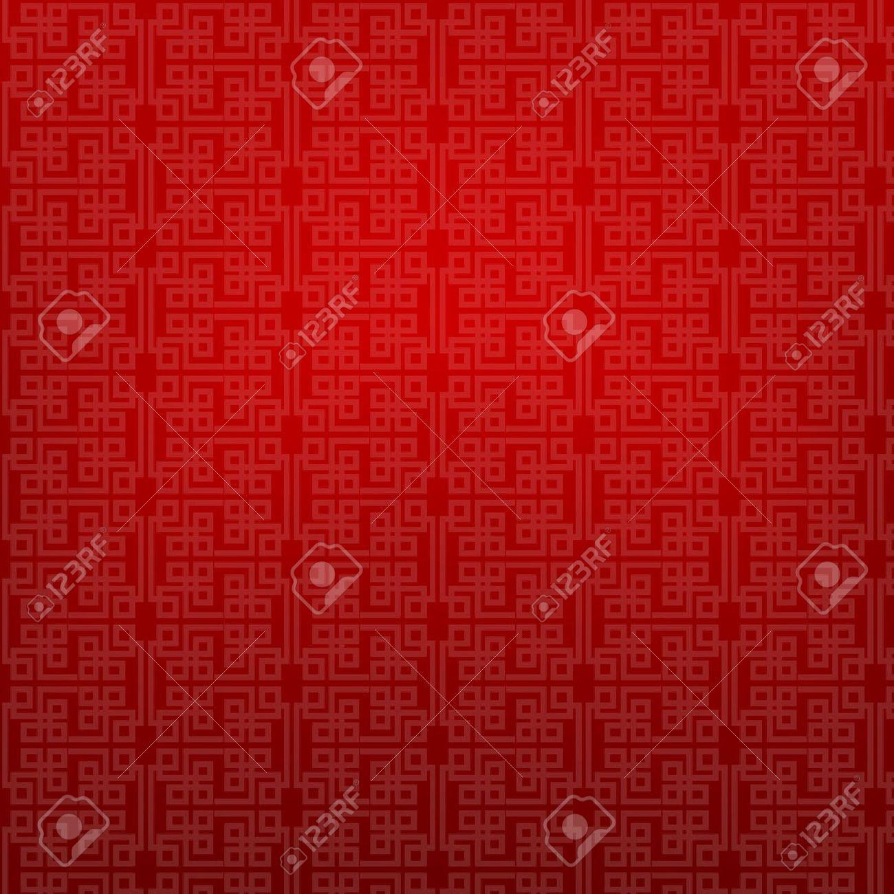 抽象的な朱赤背景イラスト ロイ...