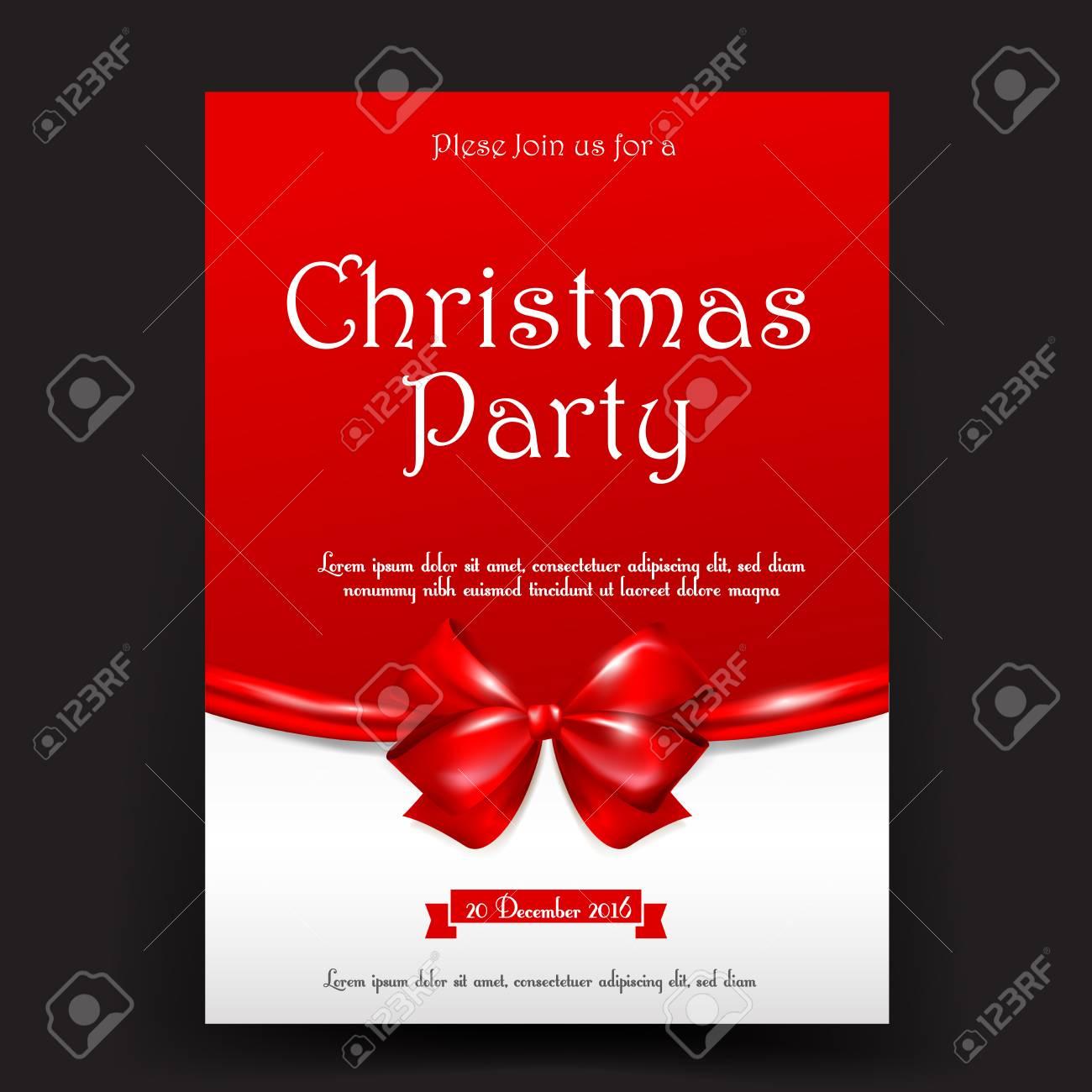 Feliz Navidad Invitación Tarjeta Etiqueta Banner Promoción Venta Descuento Estilo
