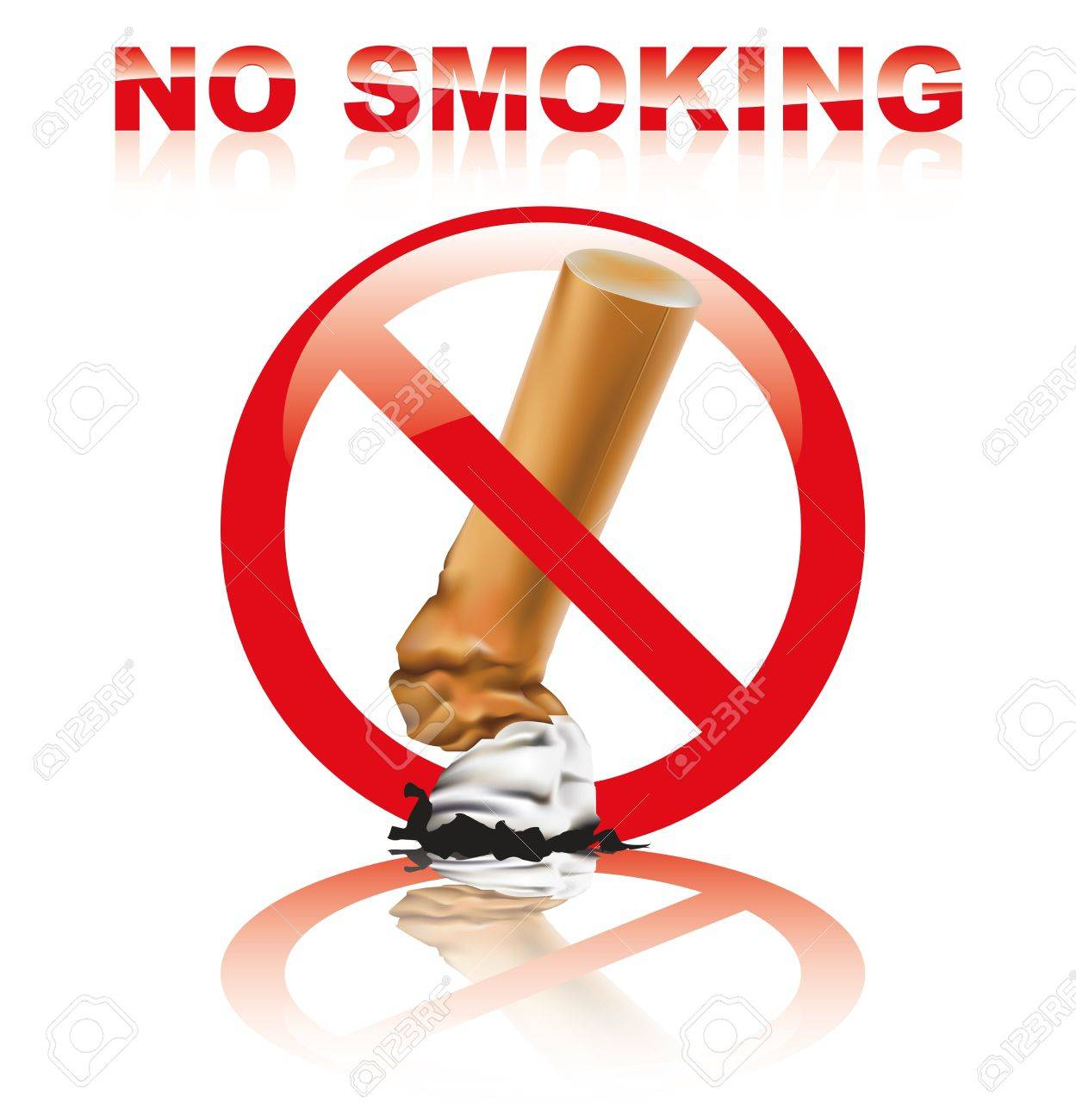 No smoking sign Stock Vector - 10461713