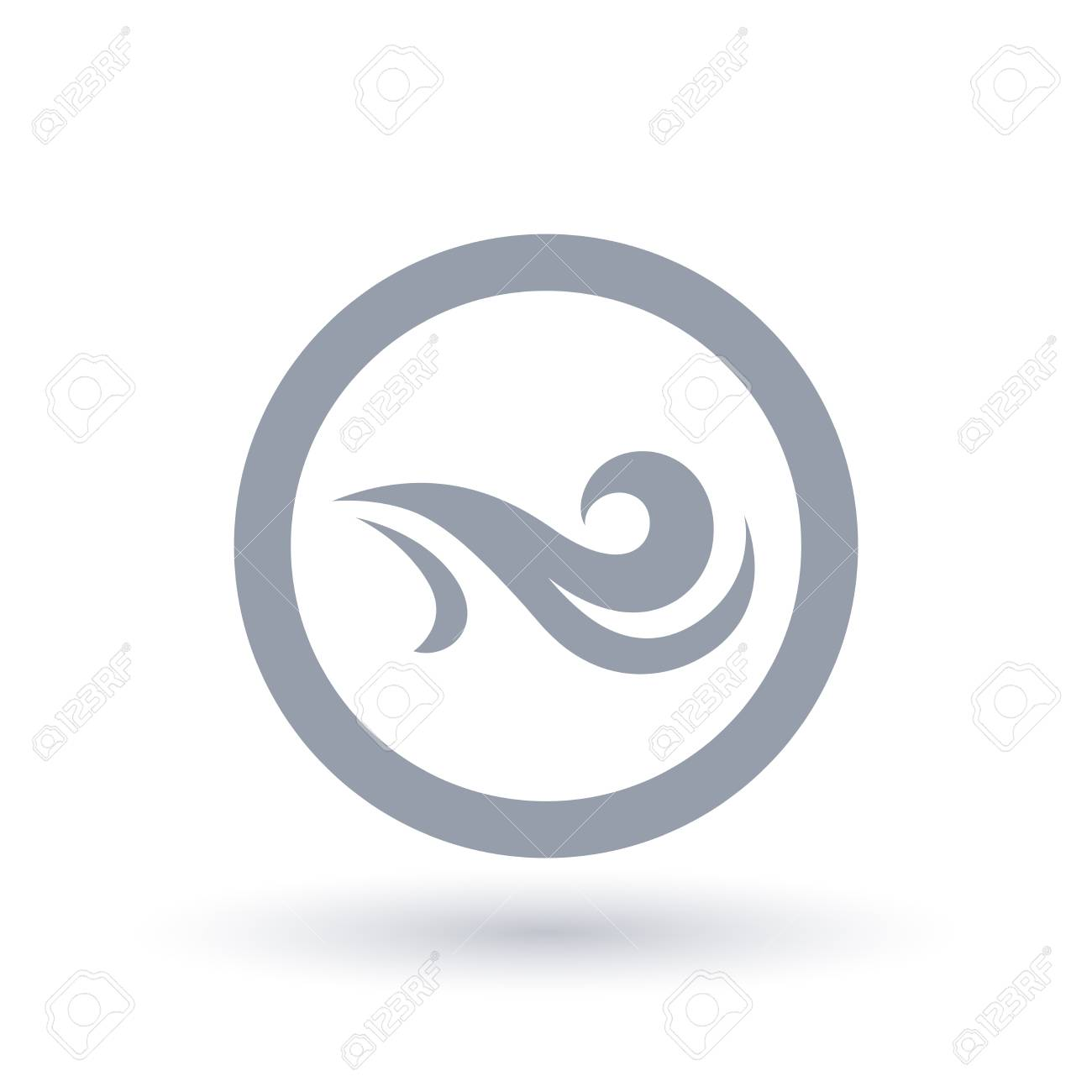 III - Ventos Cruzados  98884453-fresh-wind-icon-in-circle-outline-air-flow-symbol-wind-breeze-sign-vector-illustration-