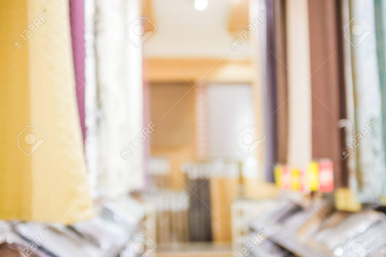Blur Home Mart Store With Bokeh Background Stock Photo   58382313