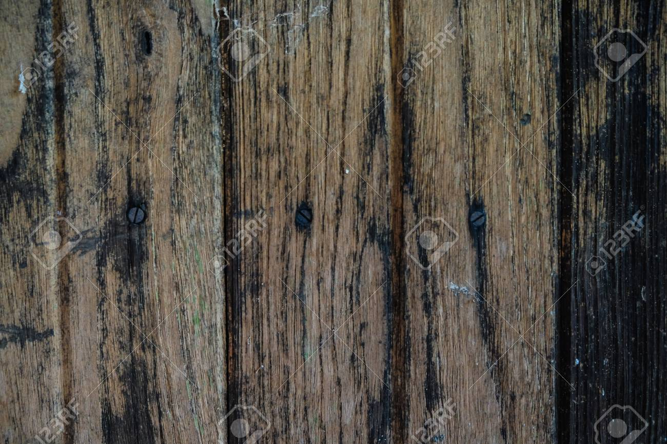 Rustic Old Wood Texture Background Wooden Wallpaper