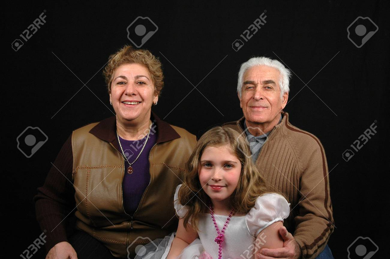 photo of a family Stock Photo - 283723