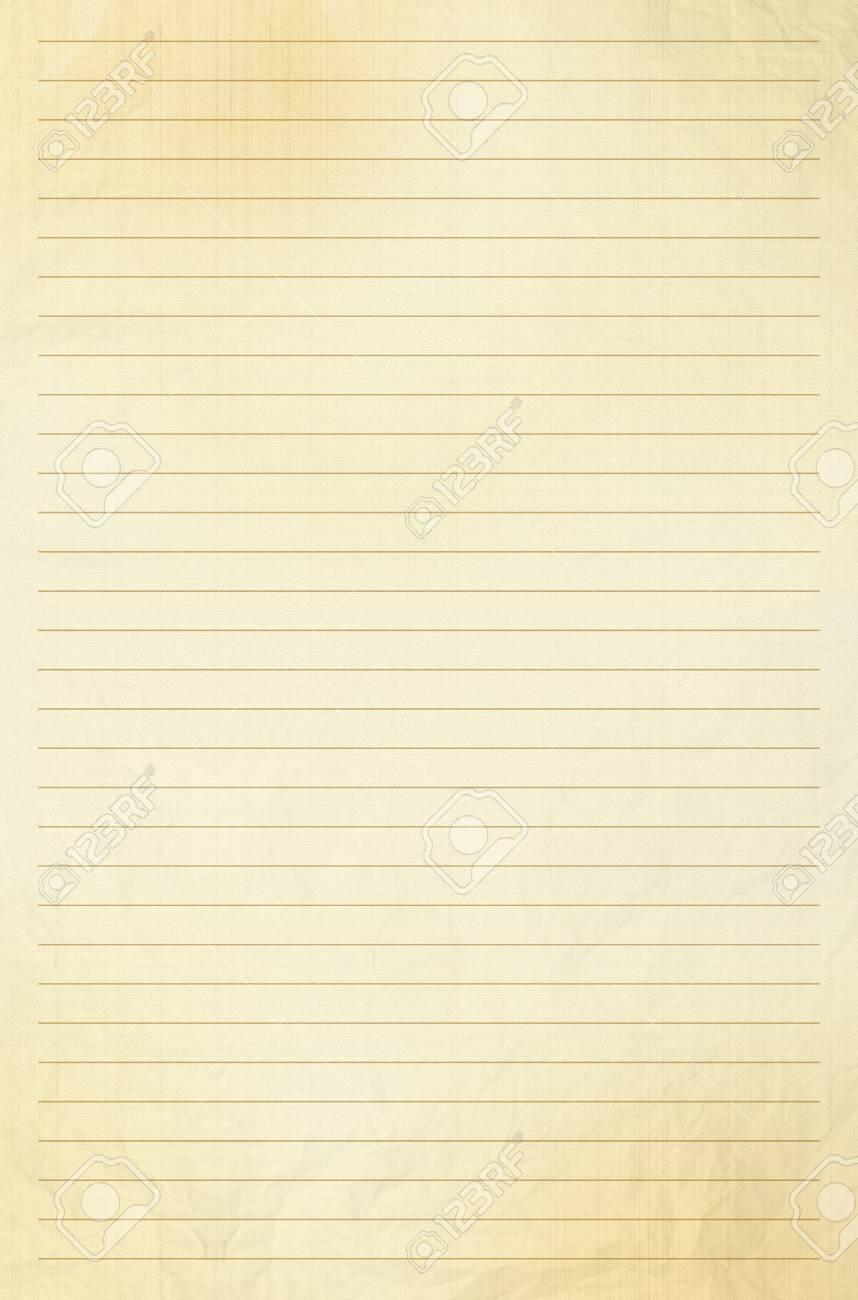 Linie Papier Hintergrund Oder Texturiert. Hohe Auflösung ...
