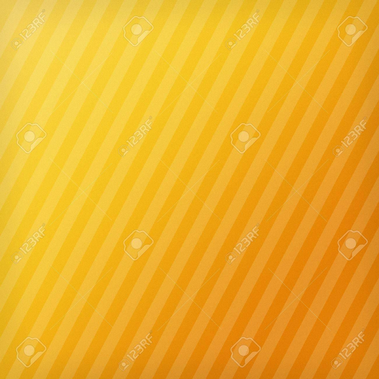 ストライプ イエロー オレンジ 紙背景抽象的なデザインのテクスチャ