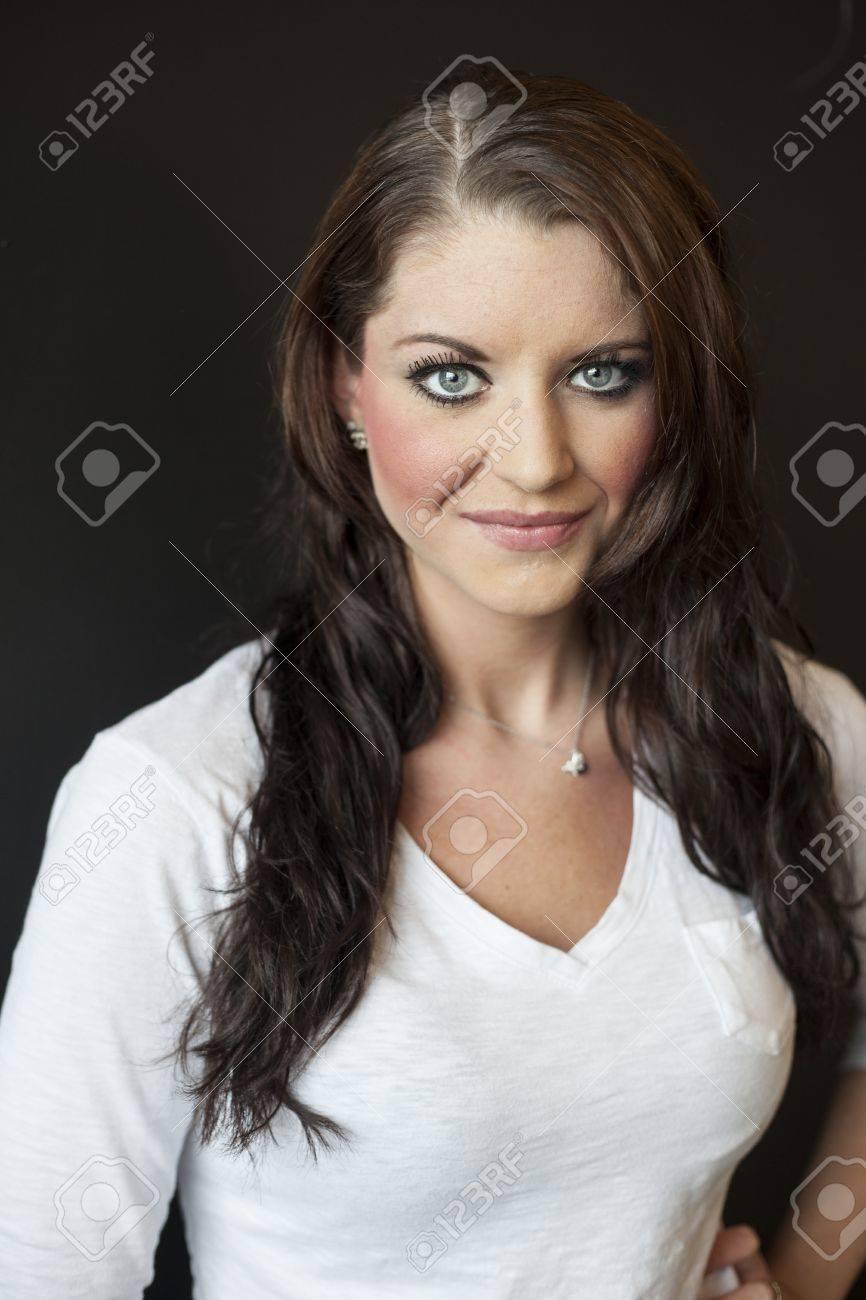 Braune Haare Grüne Augen Weiblich Welche Haar 2019 08 05