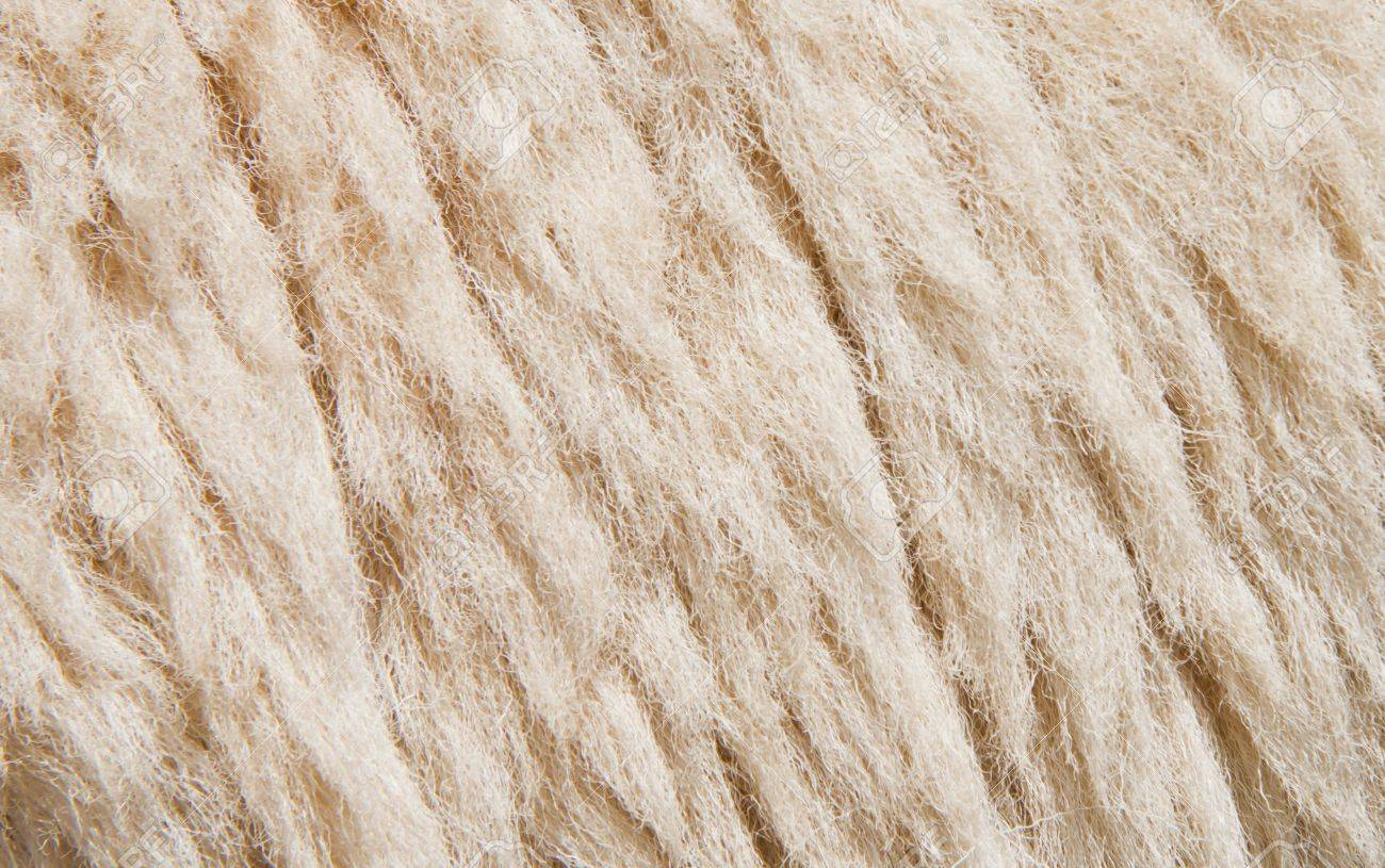 Sheep skin Background,Fleece is thick and soft. Stock Photo - 13261649