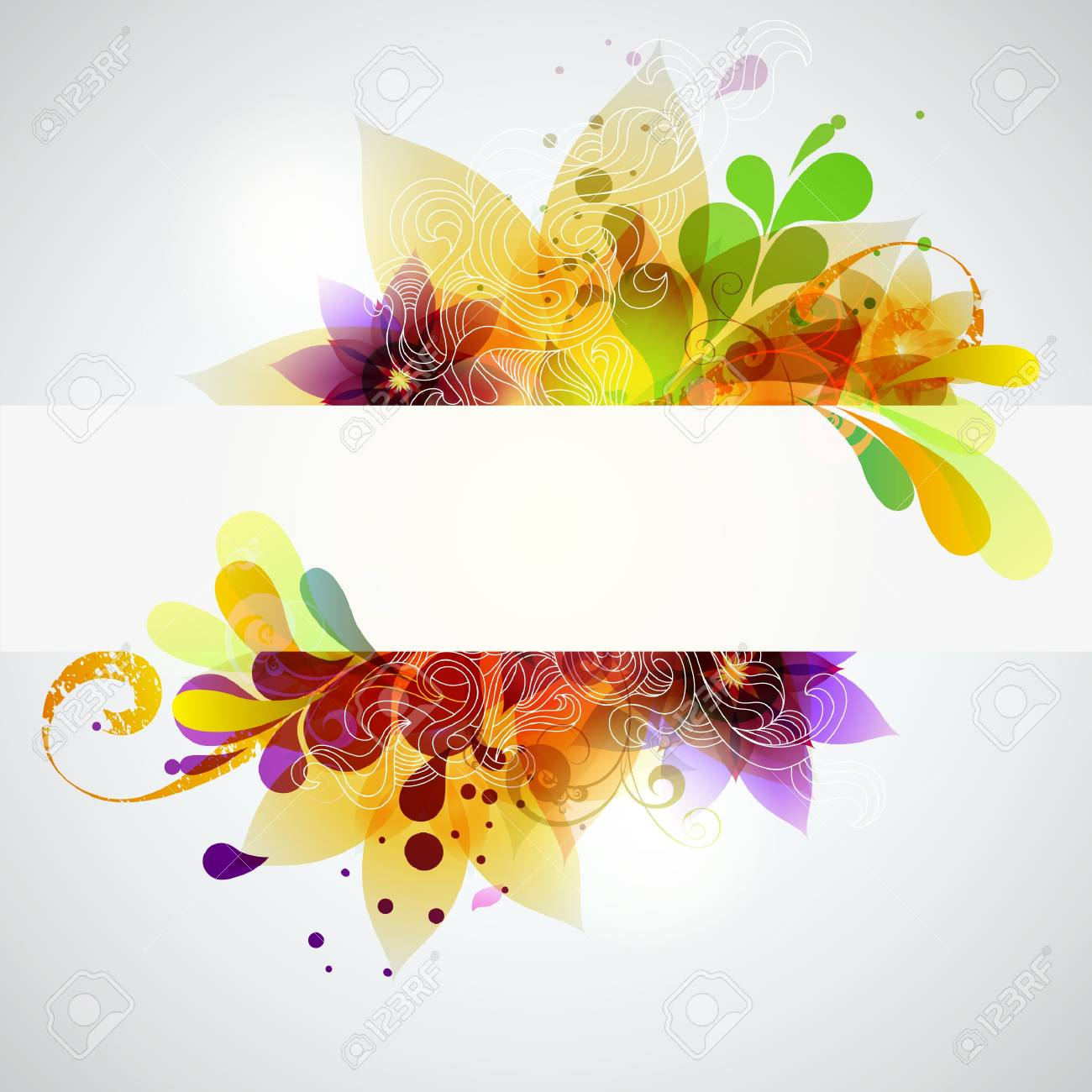 Colorful banner Stock Vector - 12918047