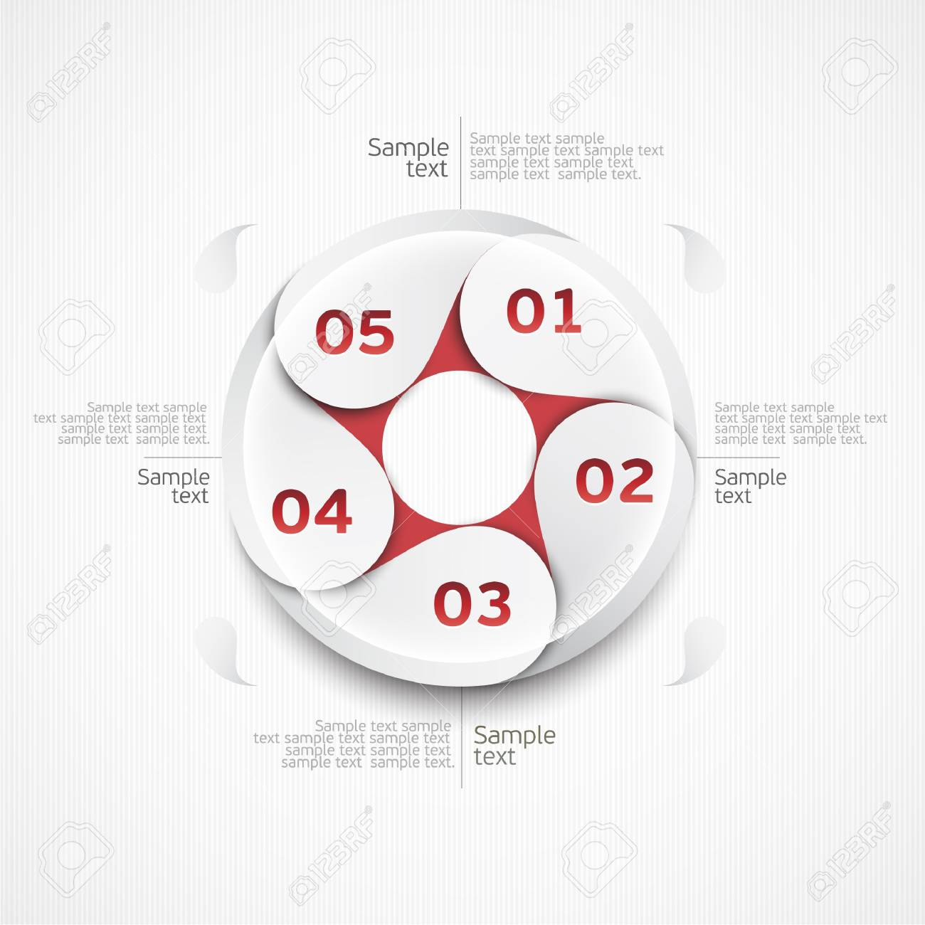 Design circle Stock Vector - 19023408