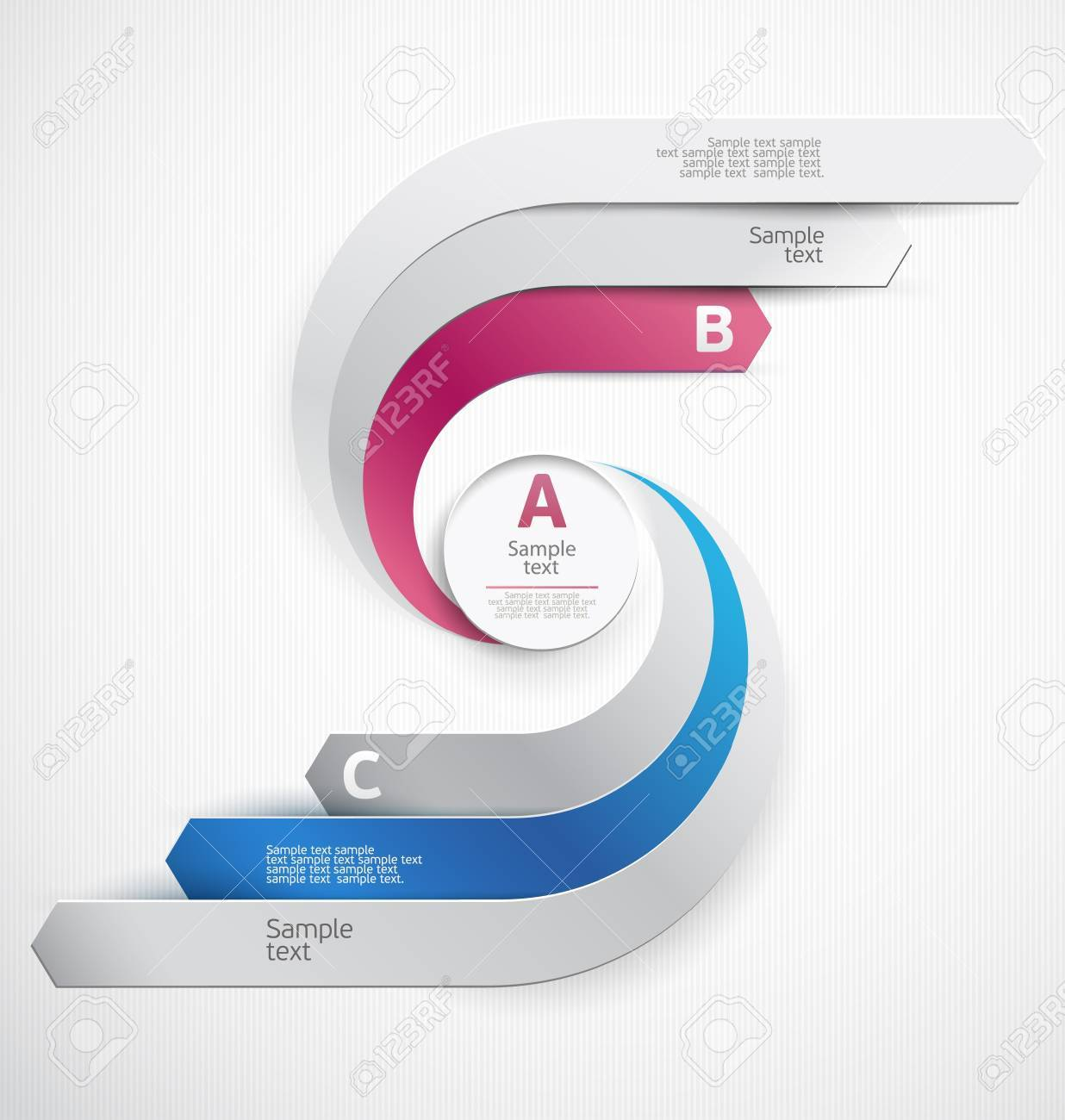 Elements of infographics Stock Vector - 19670325