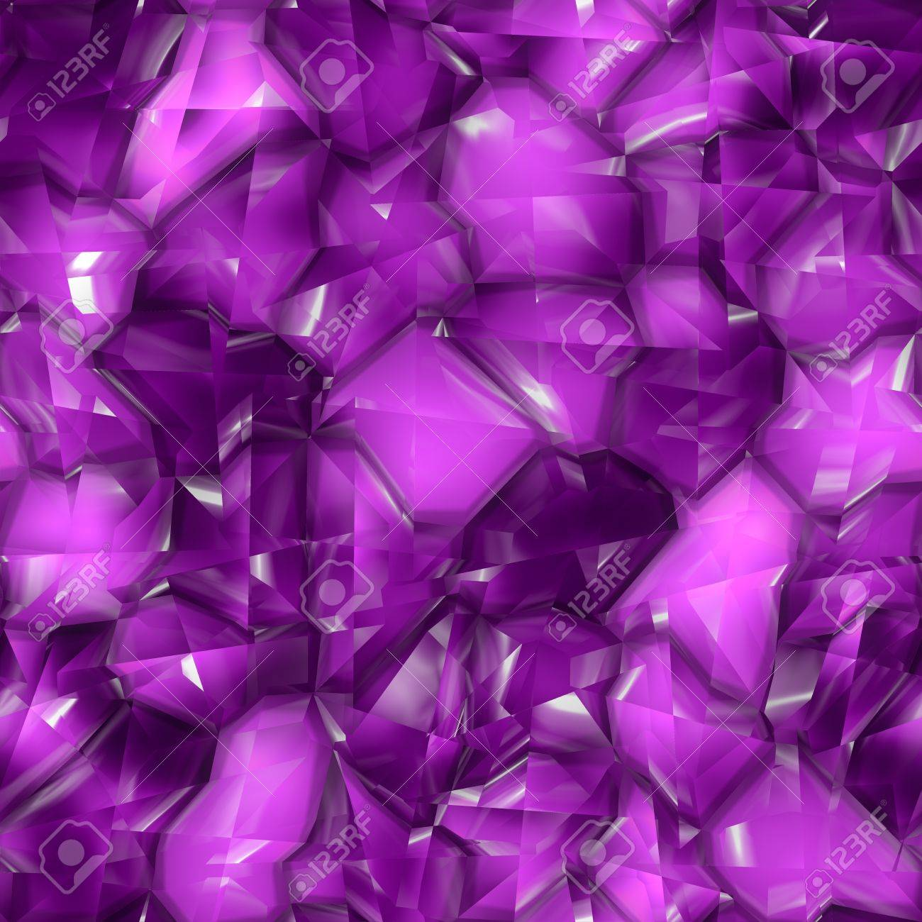 Seamless crystal texture  computer graphic, big collection Stock Photo - 18712661