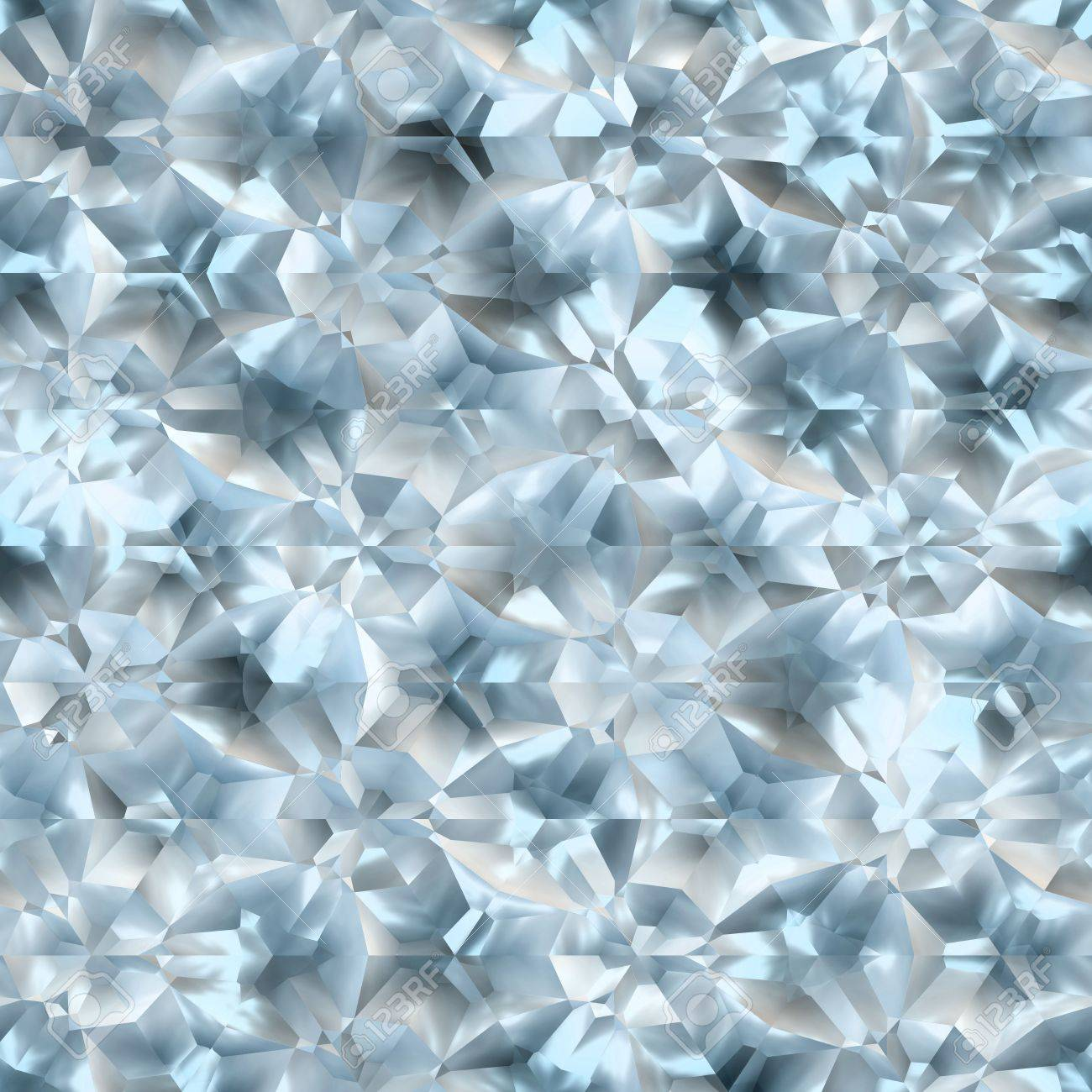 Seamless crystal texture  computer graphic, big collection Stock Photo - 18712665