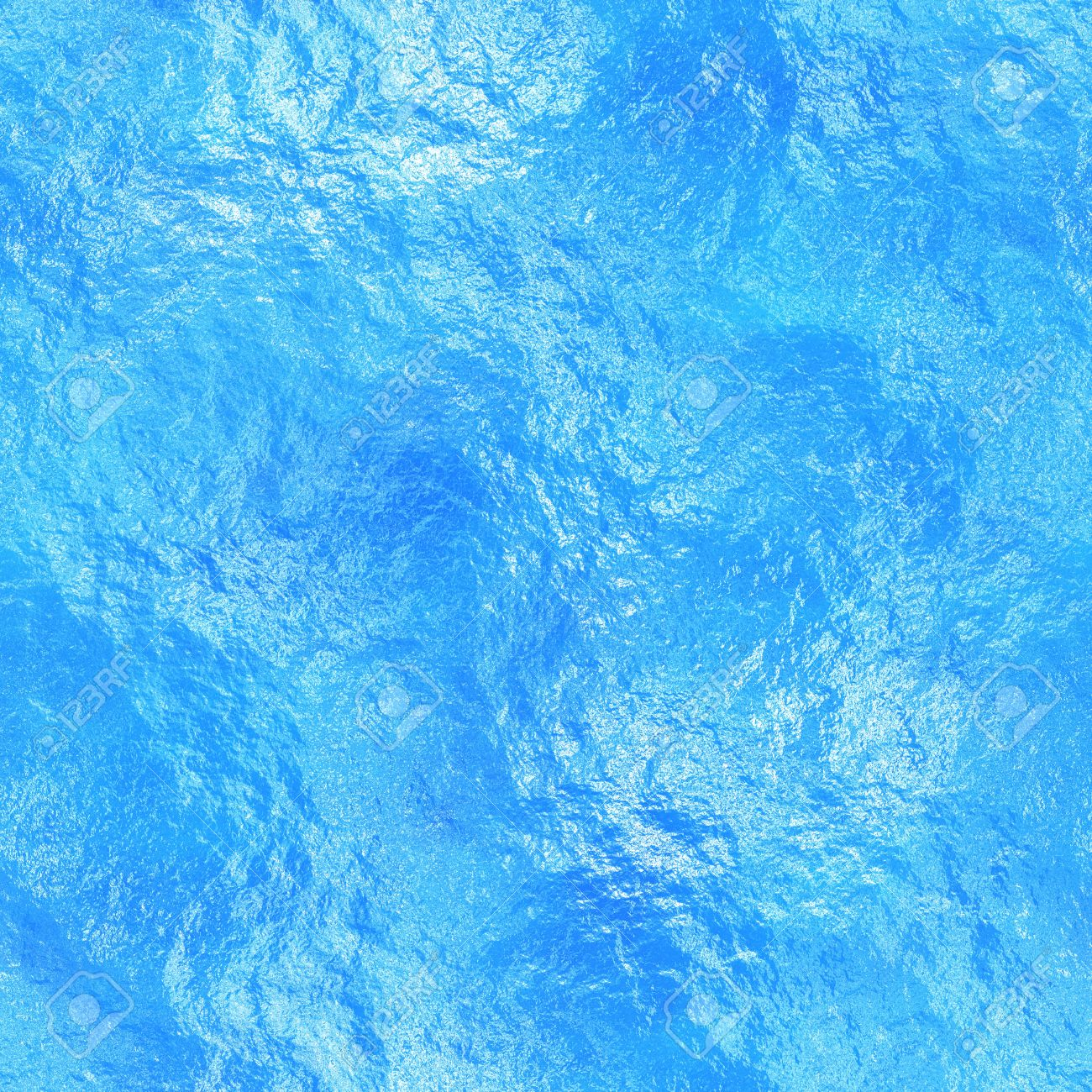 Seamless Water Texture Computer Graphic Big Collection Stock Photo