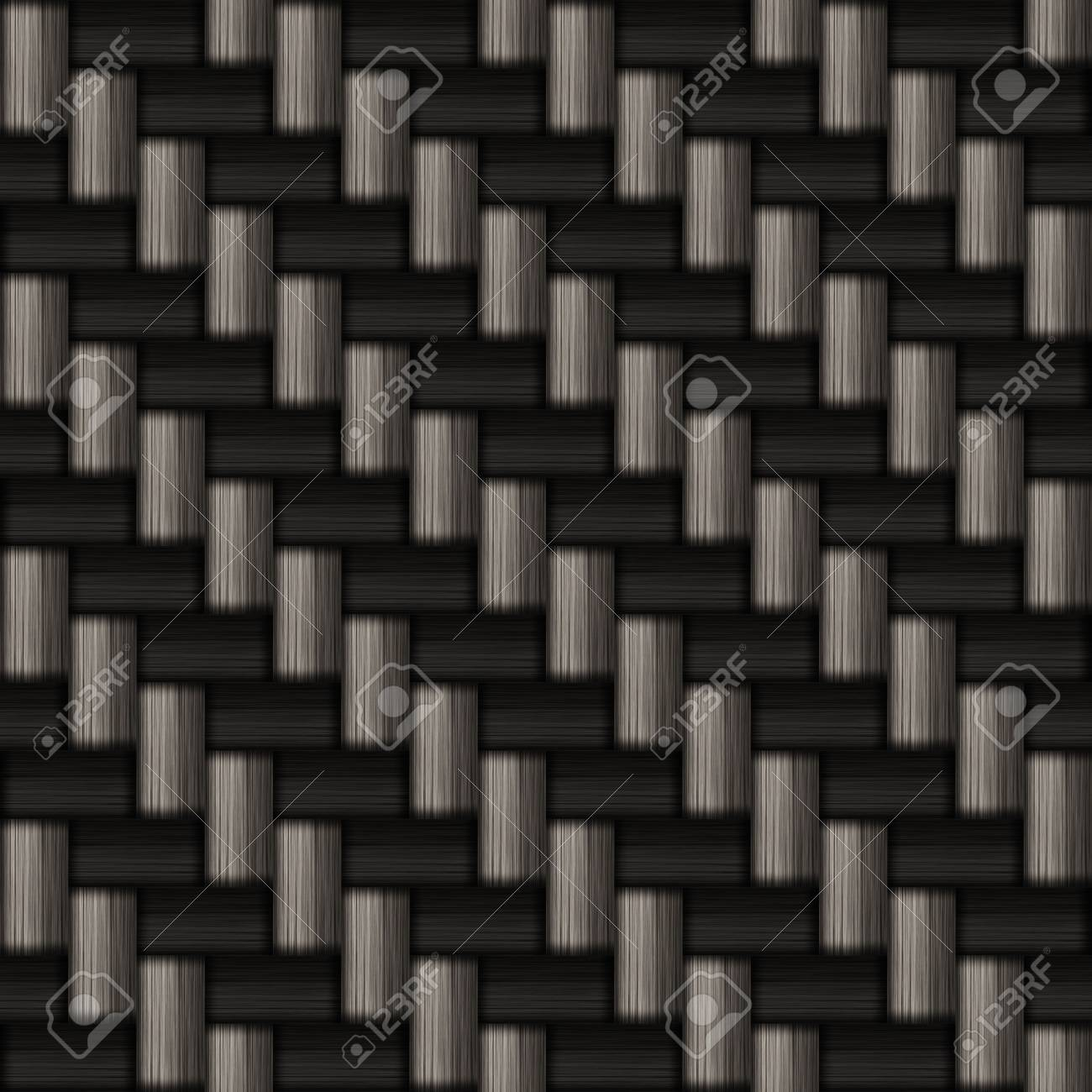 A diagonally woven carbon fiber background texture - a great art element for that Stock Photo - 3018258