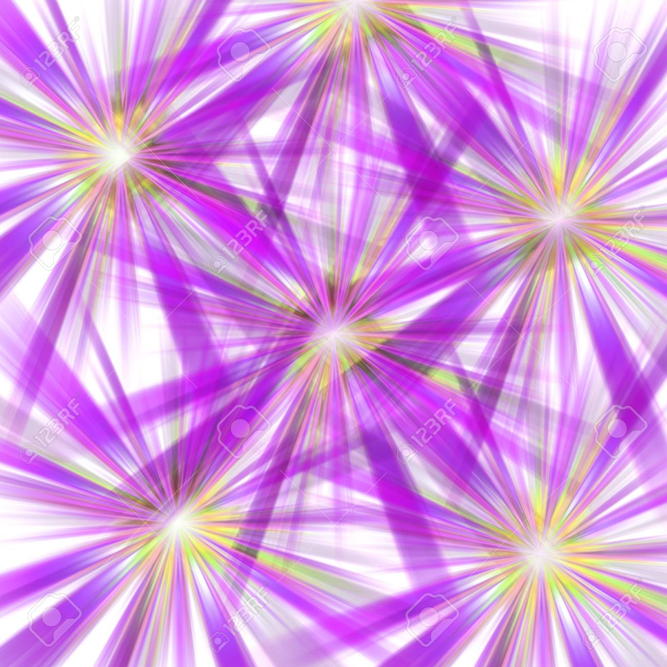 An abstract burst illustration. Very colorful - works great as a background. Stock Photo - 3146881