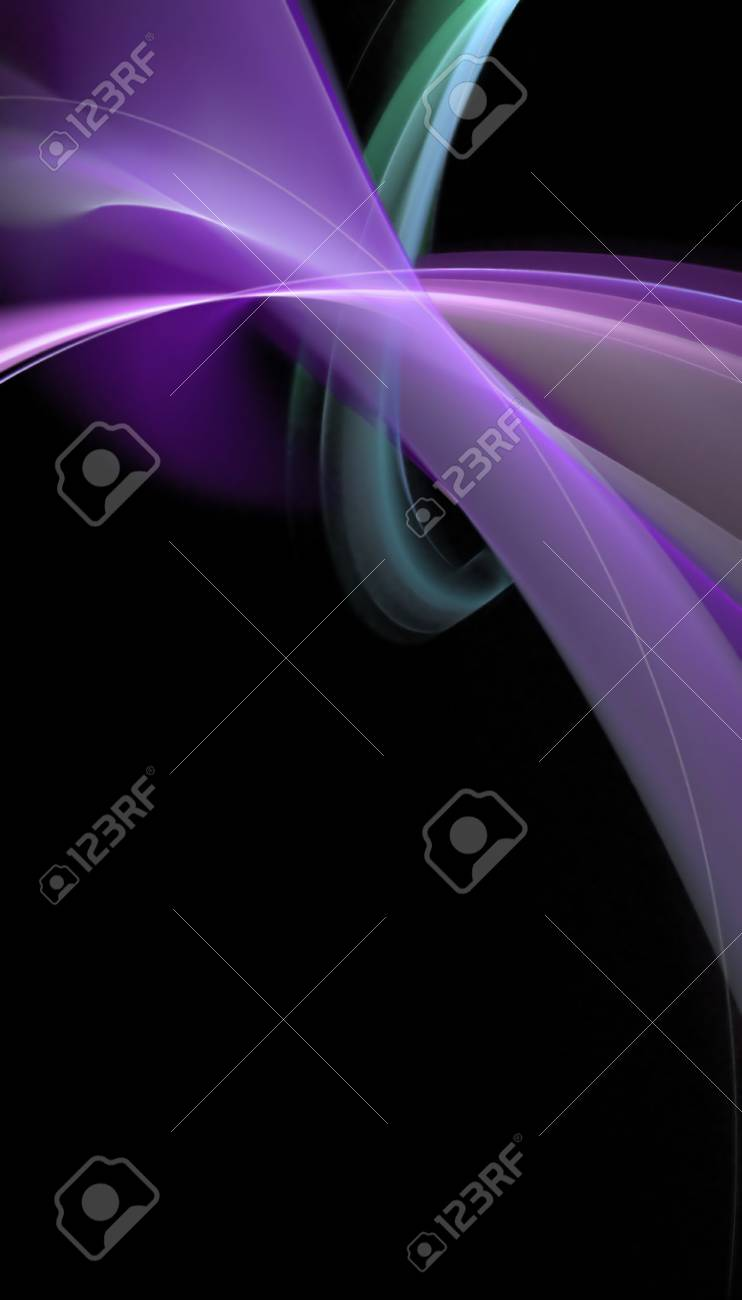 A 3D abstract layout you can use as a template for any design piece. Stock Photo - 3442635