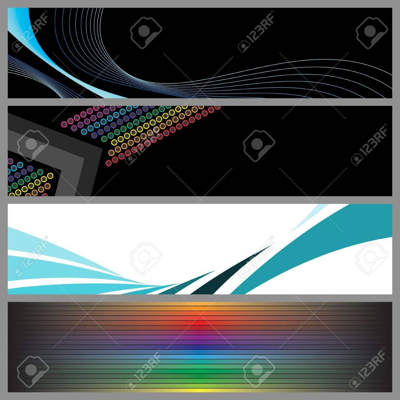 Eine Sammlung Von Design-Vorlagen, Die Sich Hervorragend Für Web ...