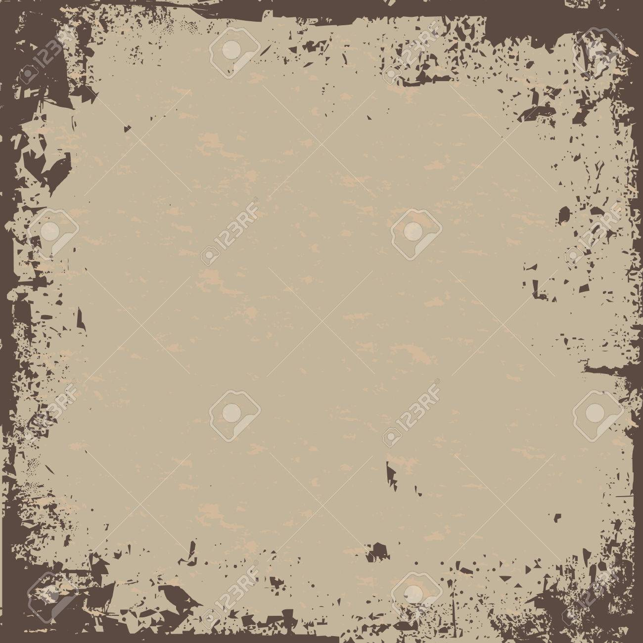 A worn looking grunge background - all elements are easily customizable in this vector image. Stock Vector - 4463660