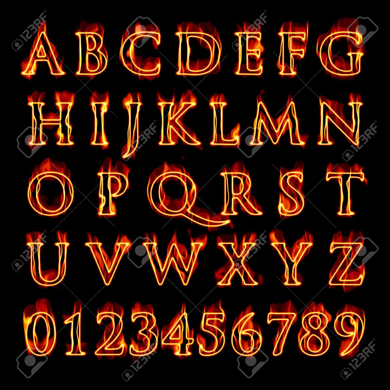 Halloween Fonts Stock Photos Images. Royalty Free Halloween Fonts ...