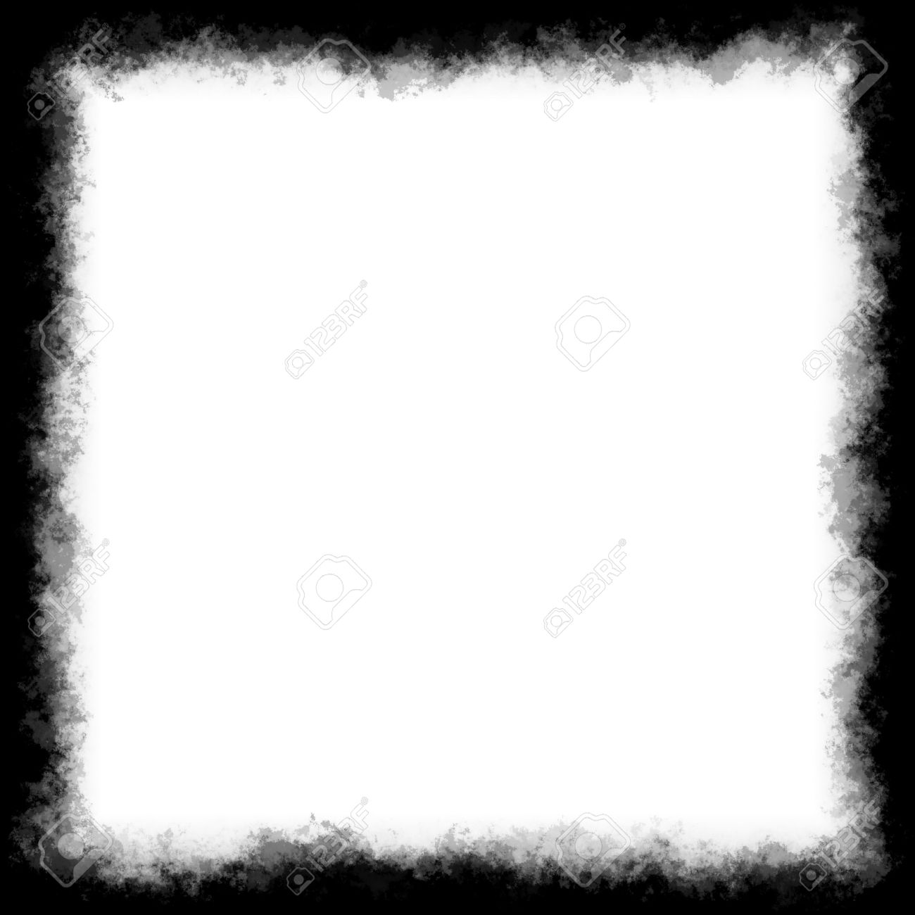 square black frame. Beautiful Frame Black And White Square Border Or Frame With Grungy Edges Stock Photo   6124468 In Square Frame P