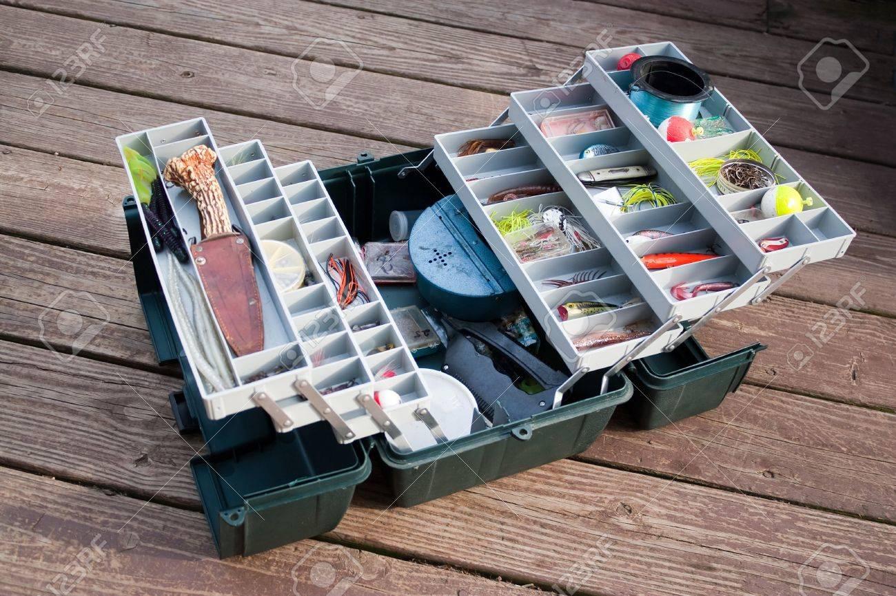タックル ボックス 釣り